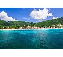 Tropical Coast Photographic Print