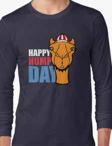 Hump Day - Wednesday Long Sleeve T-Shirt