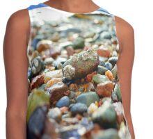 Beach Stones Contrast Tank