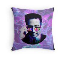 Sam Hodiak Throw Pillow