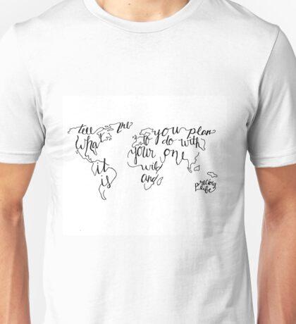 Wild & Precious World Unisex T-Shirt