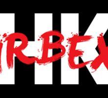 URBEX test Sticker