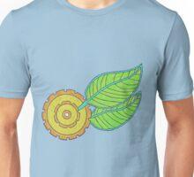 Gear Leaf Unisex T-Shirt