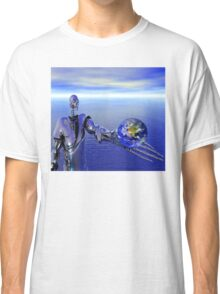 Rise of the Machines Classic T-Shirt
