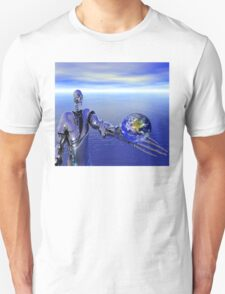 Rise of the Machines Unisex T-Shirt