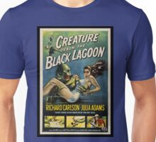 Creature From The Black Lagoon Unisex T-Shirt