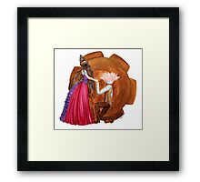 Steam Lovers Framed Print