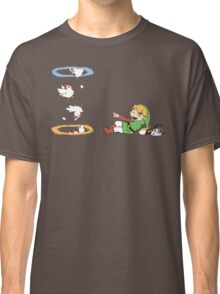 Thinking with Chickens Classic T-Shirt