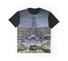 Saltburn by the Sea Graphic T-Shirt