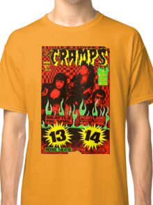 The Cramps (Seattle & Portland shows) Colour 2 Classic T-Shirt