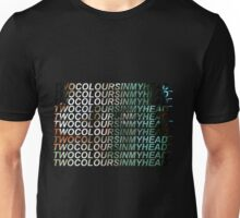 Radiohead - Two Colours In My Head Unisex T-Shirt