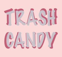 TRASH CANDY Baby Tee
