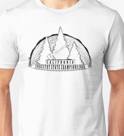 California State Champ's Emblem Unisex T-Shirt