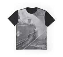 The Train Now Leaving ... Graphic T-Shirt