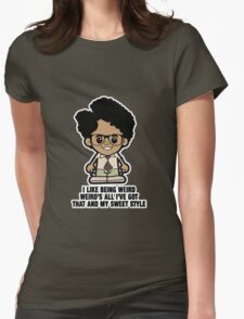 Lil Moss - Sweet Style Womens Fitted T-Shirt