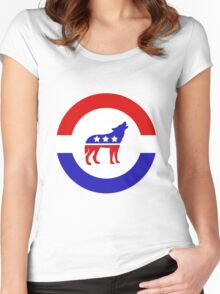 Stark 2016 Campaign Women's Fitted Scoop T-Shirt