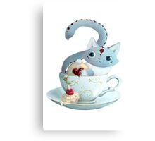 Alice in Wonderland - Cheshire Cat Canvas Print