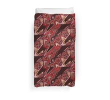 Octupus Tentacles Abstract  Duvet Cover
