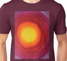 Strange Attractor original painting Unisex T-Shirt