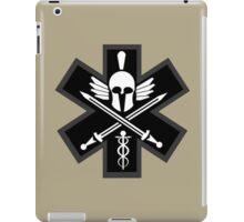 Combat Medic Emblem iPad Case/Skin