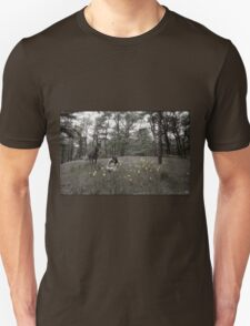 Among the Daffodils Unisex T-Shirt