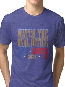 Watch The Oval Office - Multicolored Tri-blend T-Shirt