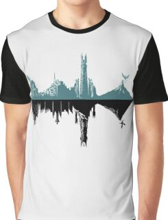 Middle-Hertz Duality Graphic T-Shirt