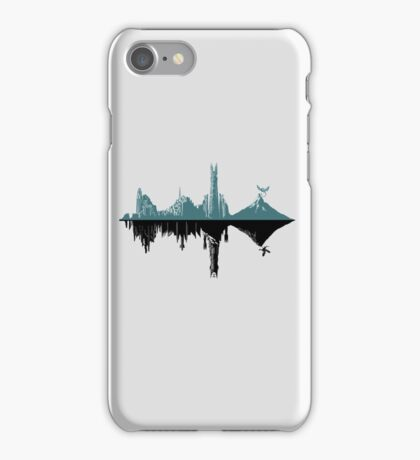 Middle-Hertz Duality iPhone Case/Skin