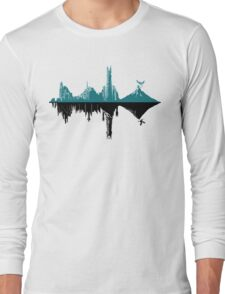 Middle-Hertz Duality Long Sleeve T-Shirt