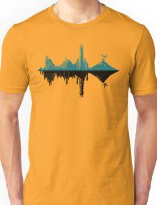 Middle-Hertz Duality Unisex T-Shirt