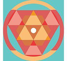Geometric Design #4 Photographic Print
