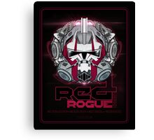 Star Wars RED 1 Rogue Leader - Deluxe Canvas Print