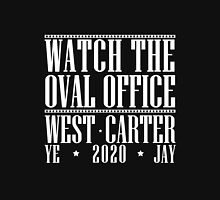 Watch The Oval Office - White Unisex T-Shirt