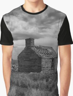 The Forgotten Cottage  Graphic T-Shirt