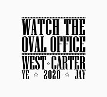 Watch The Oval Office - Black Unisex T-Shirt