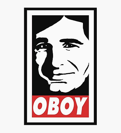 OBOY Photographic Print