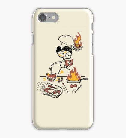 Cooking Skills iPhone Case/Skin