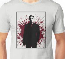 Hannibal - Splatter Series - Dr. Lecter Unisex T-Shirt