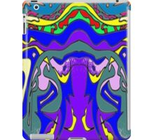 Fearful symmetry iPad Case/Skin