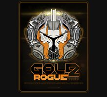Star Wars GOLD 2 Rogue Warrior - Deluxe Unisex T-Shirt