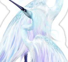 Fantasy Birds Sticker