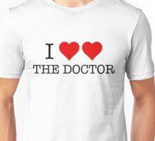 I Love Love The Doctor Unisex T-Shirt