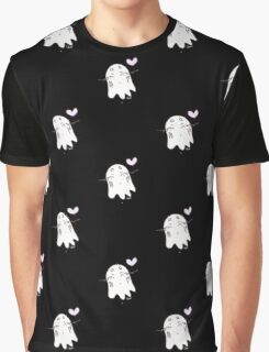 I love boo ghost  Graphic T-Shirt
