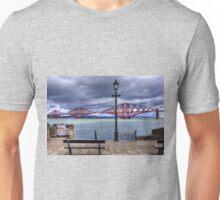 The Boathouse Steps Unisex T-Shirt