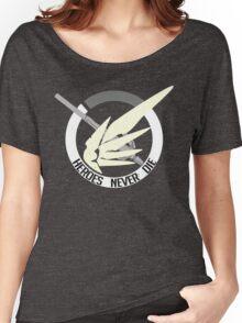 Mercevas Women's Relaxed Fit T-Shirt