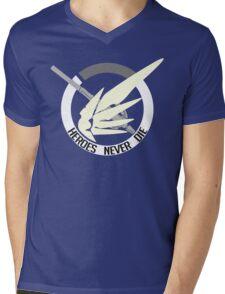 Mercevas Mens V-Neck T-Shirt