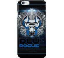 Star Wars BLU3 Rogue Hunter - Deluxe iPhone Case/Skin