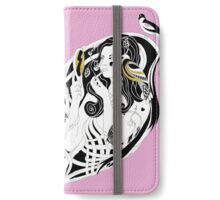 Belle Butterfly iPhone Wallet/Case/Skin