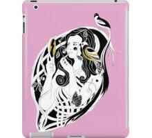 Belle Butterfly iPad Case/Skin