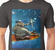 old english cat Unisex T-Shirt